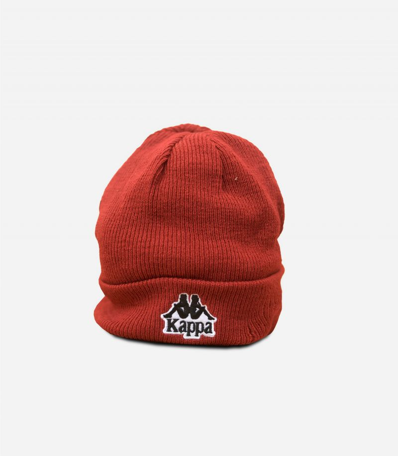 Unisex hat with logo red. KP 18 3031Q60