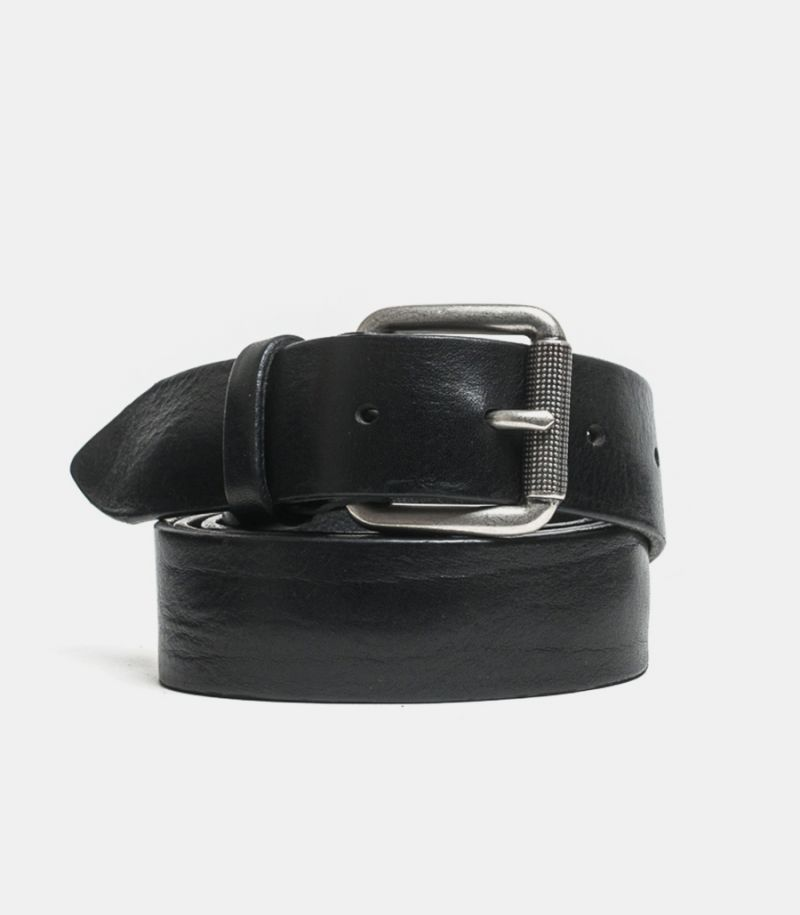 Men's belt Nevada black