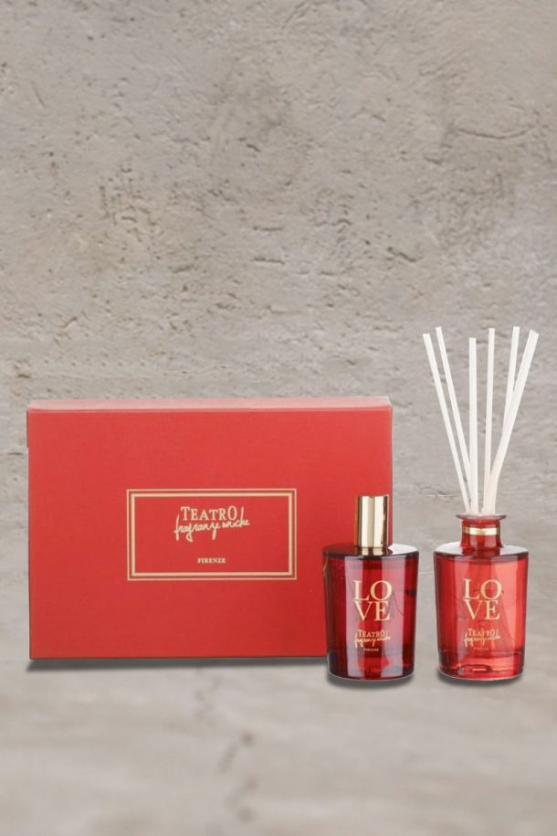 Ambient Scent Christmas Gift Box Love Edition red. TFU 19 XMAS-LOVE-HOME 2