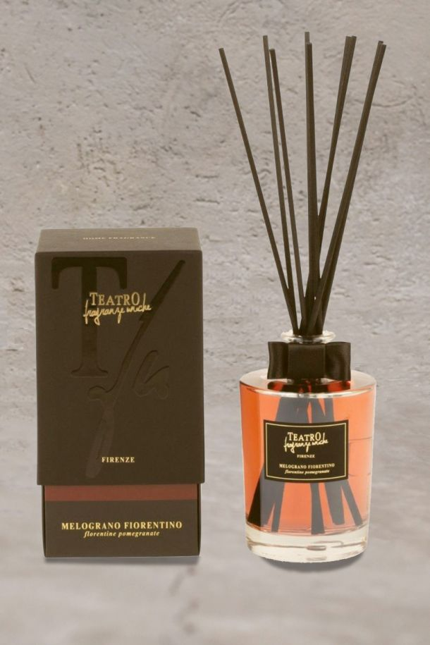 Intense scent of Florential Melograno with sticks 250ml. TFU 19 964522 ML 500