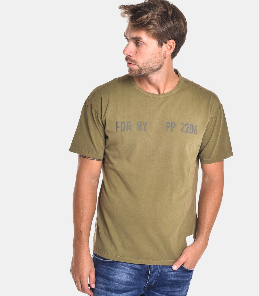 Men's Limited Edition t-shirt military, M3277A