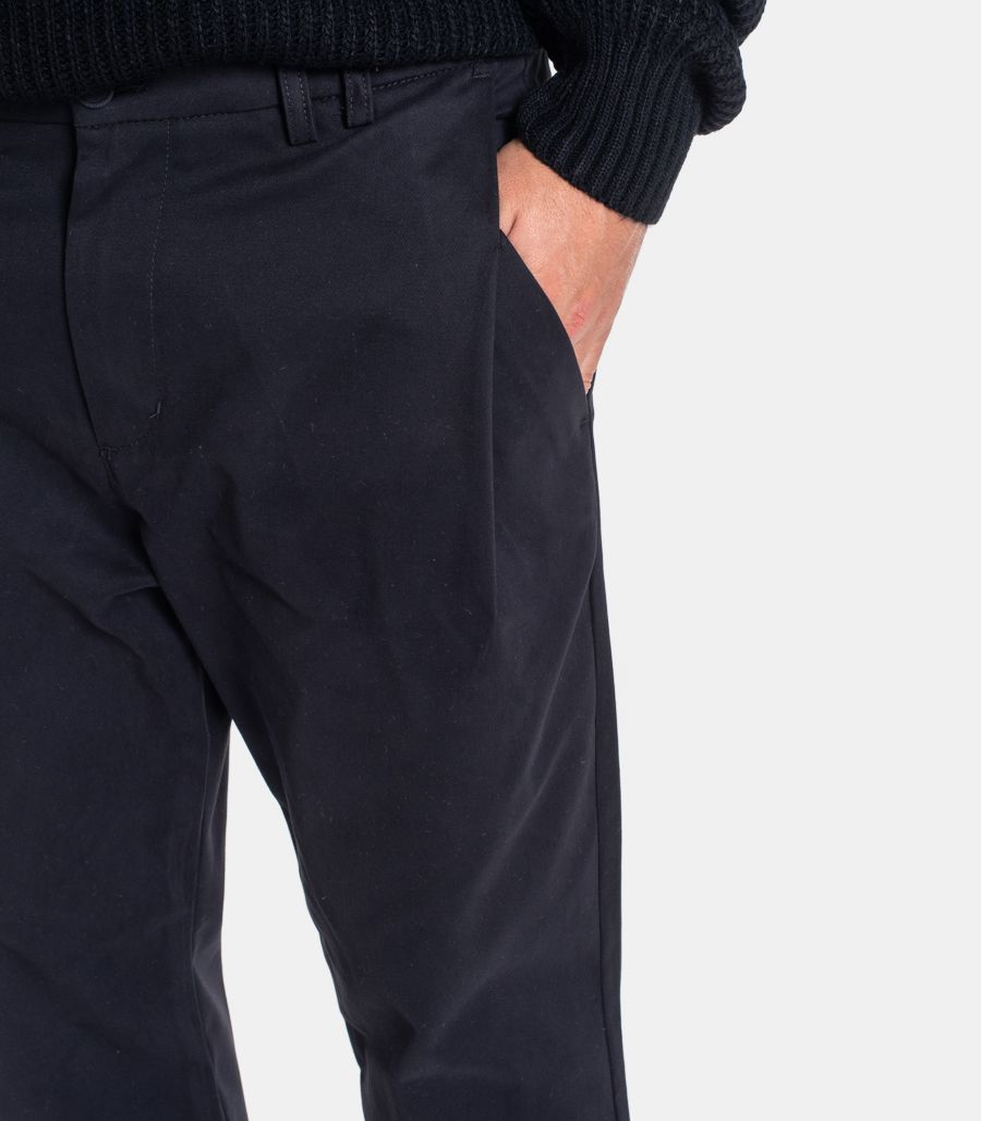 Men's trousers with pence black. OF1F2W0P034/101