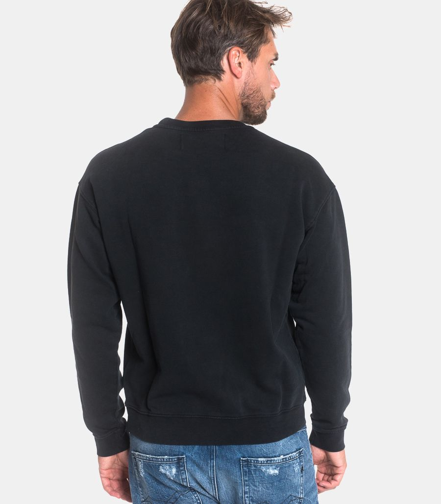Men's sweater House of Pleasure black. M3237.00022728LM.098
