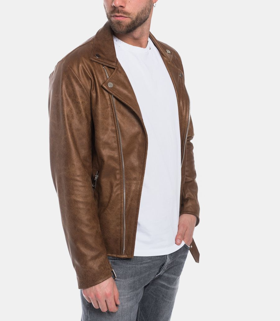 IMPERIAL MEN'S JACKET TOBACCO