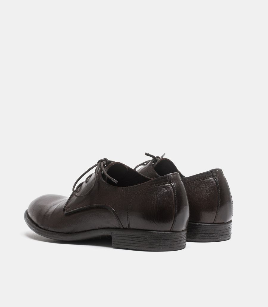 MEN'S LOW FRENCH SHOE BROWNIE