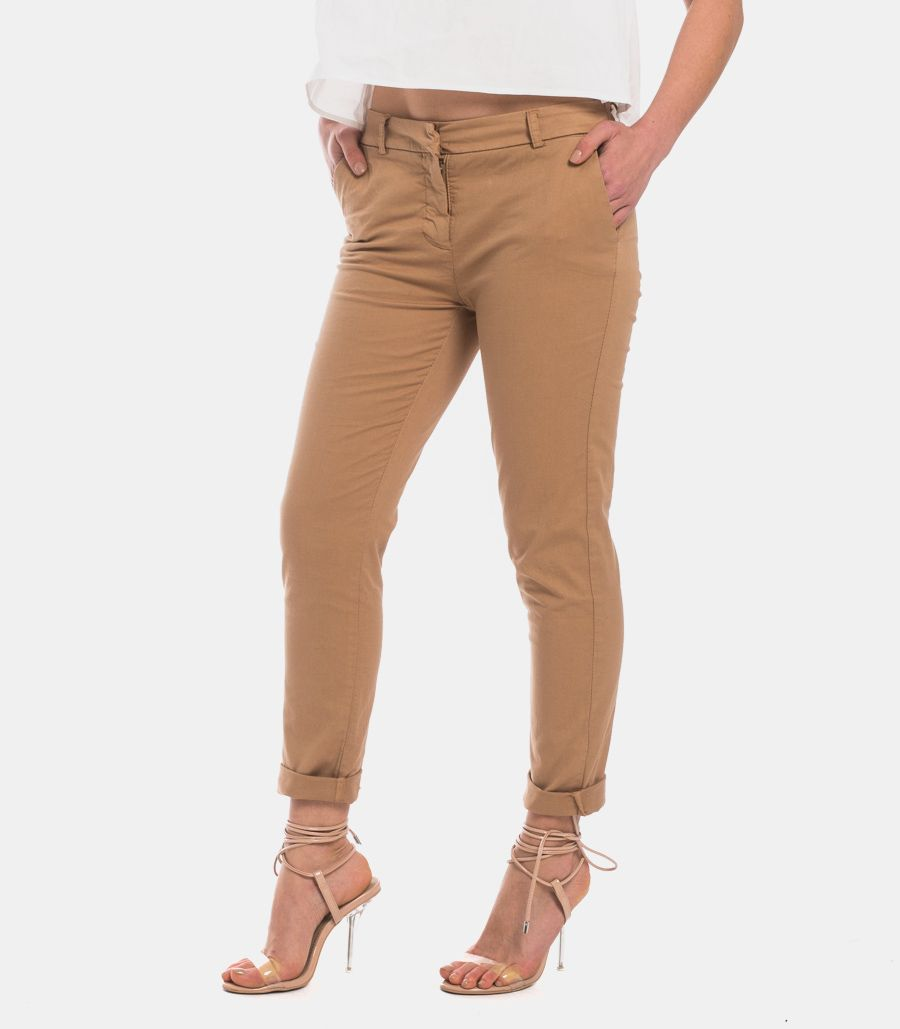 Women's basic trousers rope