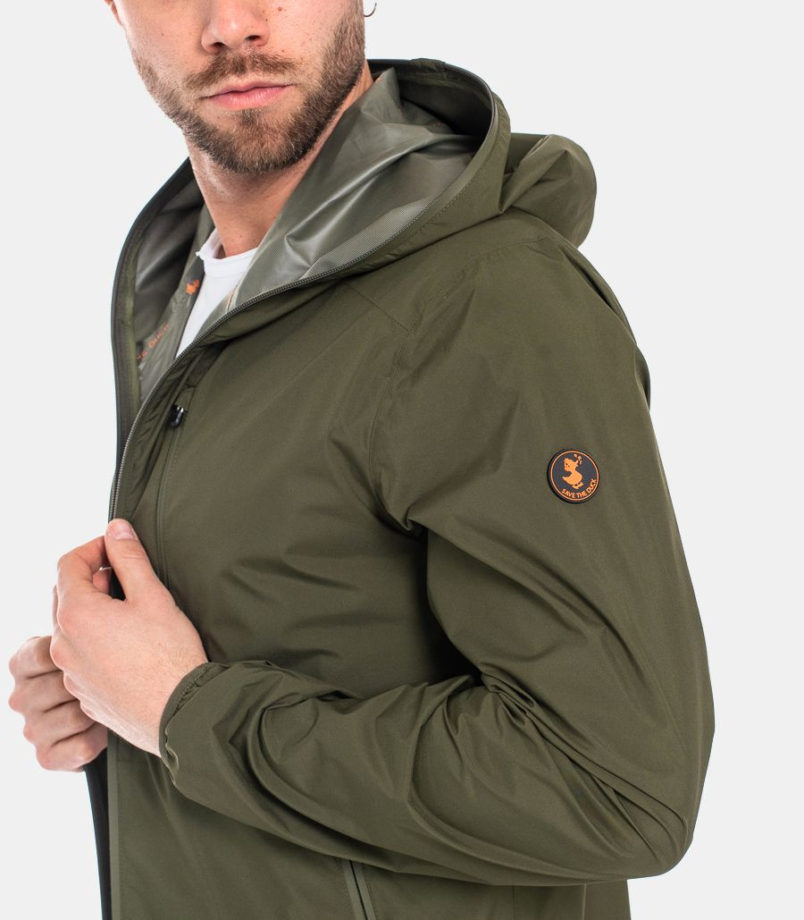 MEN'S TECHNICAL JACKET DUSTY OLIVE