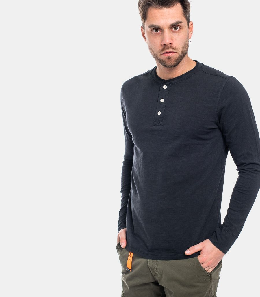 MEN'S SERAPH SWEATER BLACK